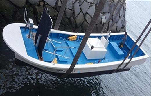 운항경비 절감을 위한 총톤수 3톤급 어선용 듀얼 추진시스템. 사진제공=일렉트린