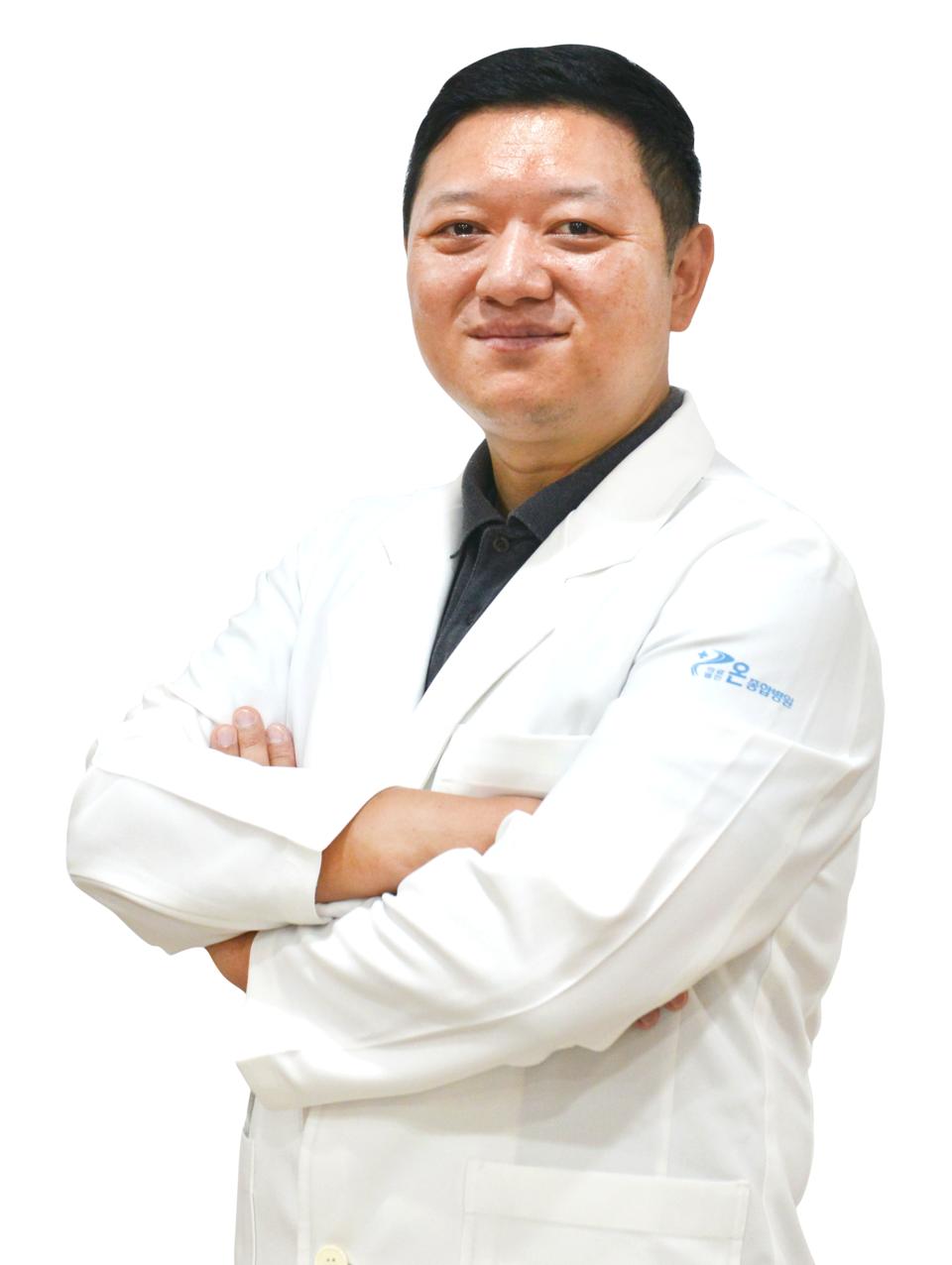 이일우 부산 온종합병원 이비인후과장. (제공: 온종합병원)
